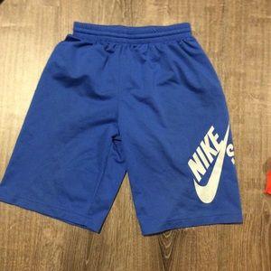 Boys Nike SB Blue Shorts